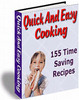 Thumbnail Quick And Easy Cooking - 155 Time Saving Recipies
