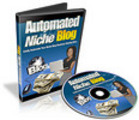 Thumbnail Automated Niche Blog - 6 Part Video Course