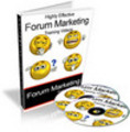 Thumbnail Highly Effective Forum Marketing Video Tutorials + Bonuses