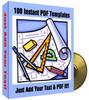 Thumbnail 100 Instant PDF Templates!