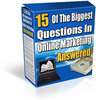 Thumbnail 15 Of The Biggest Questions In Online Marketing