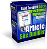 Thumbnail Article Site Builder - Build High-Content Websites