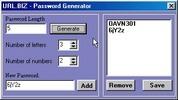 Password Manager - Password Saver and Generator