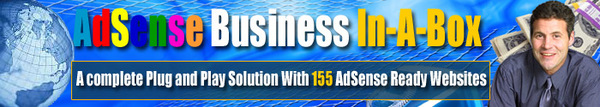 Product picture AdSense Business In-A-Box
