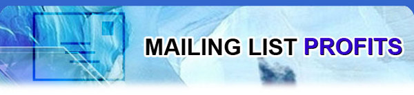 Product picture Mailing List Profits - Make Money From Your Mailing List