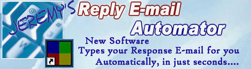 Product picture Reply E-mail Automator will cut your E-mail support time