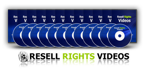 Product picture Resell Rights Videos - Tutorials