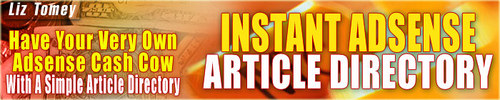 Product picture Instant Adsense Article Directory
