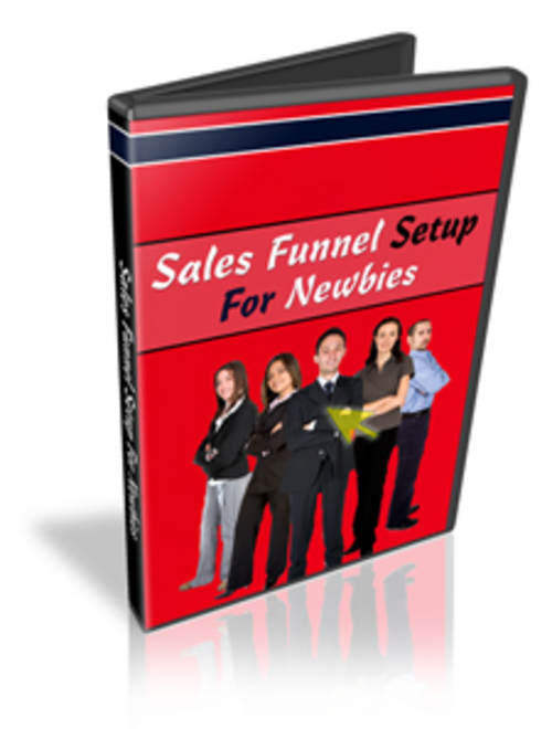 Product picture Internet Business Sales Funnels for Newbies