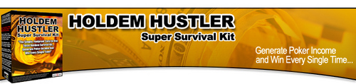 Product picture Holdem Hustler - Super Survival Kit