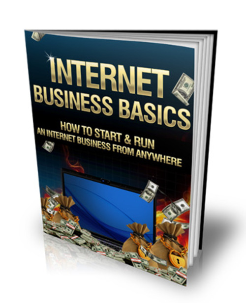 Product picture Internet Business Basics