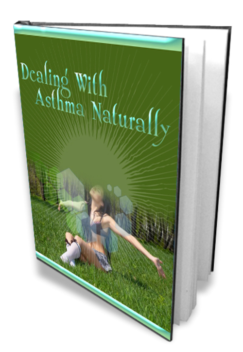 Product picture Dealing with Asthma Naturally