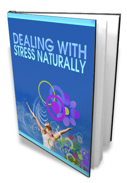 Product picture Dealing With Stress Naturally