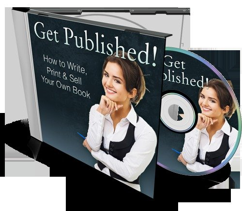 Product picture Discover How to Write, Print & Sell Your Own Book