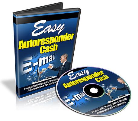 Product picture Easy Autoresponder Cash - 7 Part Video Course