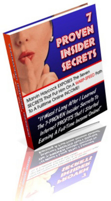 Product picture 7-PROVEN Insider Secrets To Internet PROFITS