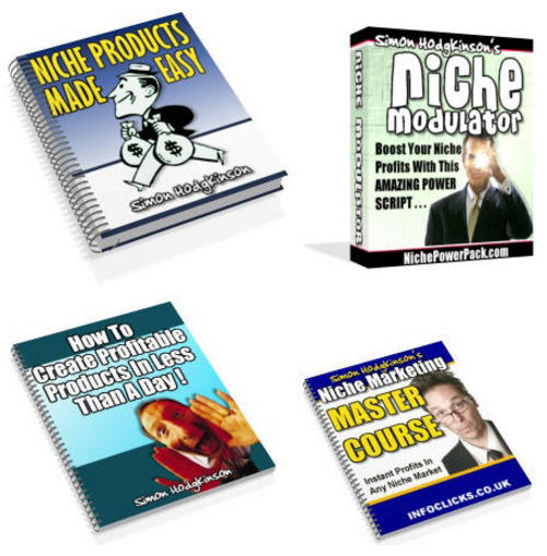 Product picture Niche Products Made Easy - PLUS BONUSES