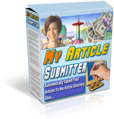 Product picture My Article Submitter software