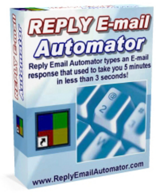 Product picture Reply E-mail Automator types your repetitive customer ...