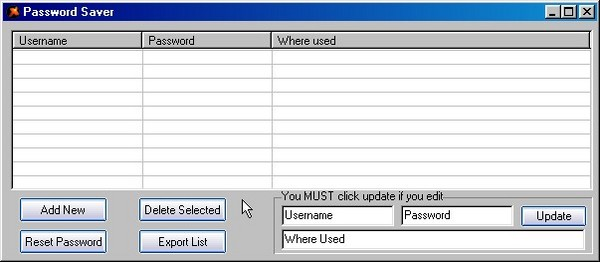 Product picture Password Manager - Password Saver and Generator