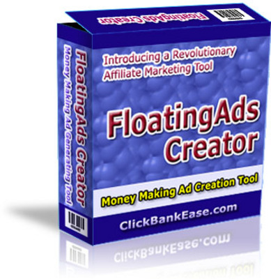 Product picture Floating Ads Creator