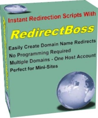 Product picture RedirectBoss - Redirect Script