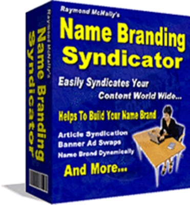 Product picture Raymond McNallys - Name Branding Syndictor